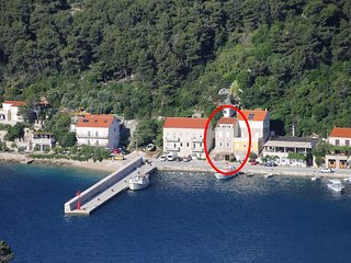 Three bedroom apartment Trstenik, Peljesac (A-4571-a)
