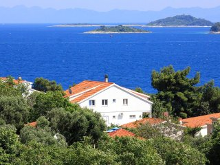 One bedroom apartment Kuciste - Perna (Peljesac) (A-4541-d)
