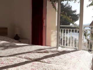 One bedroom apartment Kuciste - Perna, Peljesac (A-4541-d)