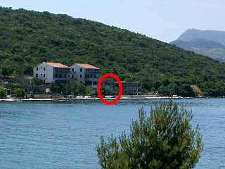 Two bedroom apartment Luka Dubrava, Peljesac (A-4568-a)