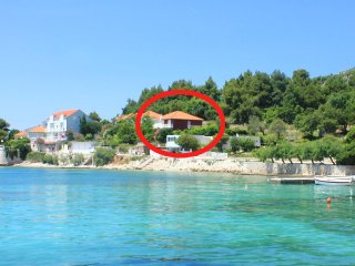 Two bedroom apartment Kuciste - Perna, Peljesac (A-4542-b)