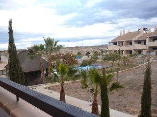 HL 011 Luxury First  Floor Apartment  at Hacienda Del Alamo,  Murcia,  Spain