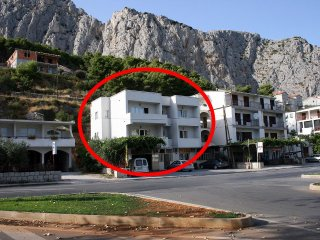 Studio flat Omiš (AS-4654-b)