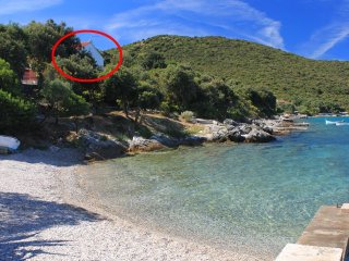 Three bedroom apartment Tri Zala (Korcula) (A-4334-a)