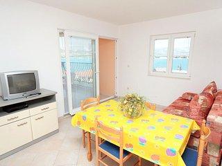 One bedroom apartment Mastrinka, Čiovo (A-4836-c)