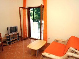 One bedroom apartment Cove Saplunara (Mljet) (A-4923-b)