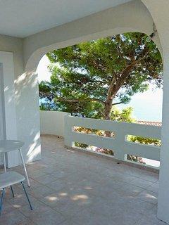 Terrace, Surface: 23 m²