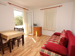 One bedroom apartment Banjol (Rab) (A-4956-a)