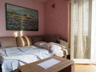 One bedroom apartment Barbat, Rab (A-4988-b)