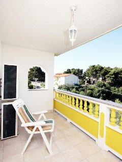 Terrace 1, Surface: 10 m²