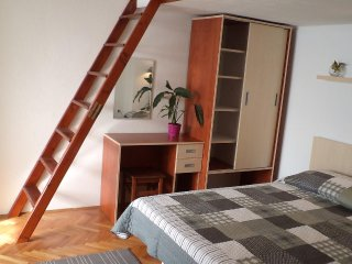 Studio flat Igrane, Makarska (AS-5266-b)