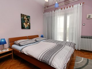 One bedroom apartment Novi Vinodolski (A-5488-b)
