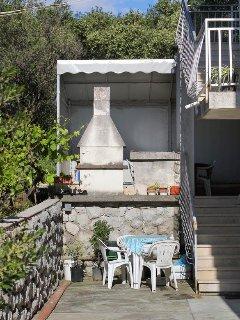 Terrace 1, Surface: 5 m²