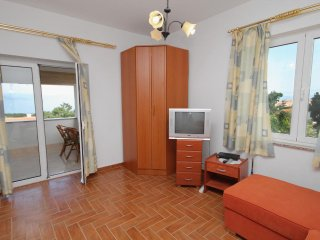Studio flat Njivice, Krk (AS-5458-b)