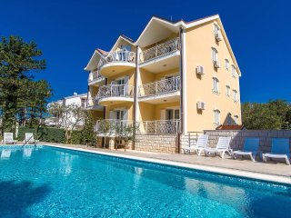 One bedroom apartment Jadranovo, Crikvenica (A-5521-b)