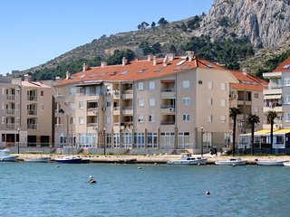 One bedroom apartment Omis (A-6073-a)