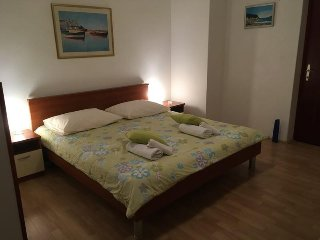 Two bedroom apartment Tribulje, Krk (A-5438-b)