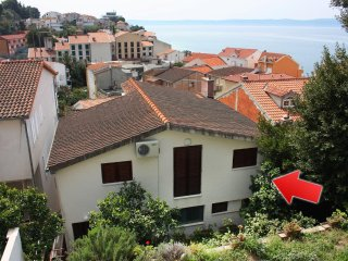 Three bedroom apartment Podgora (Makarska) (A-6082-a)