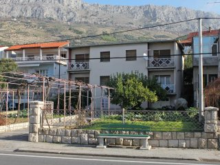 Two bedroom apartment Sumpetar, Omiš (A-5983-a)