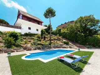 3 bedroom Villa in Fogars de Tordera, Catalonia, Spain : ref 5251091