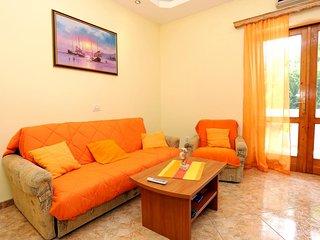 One bedroom apartment Orebić, Pelješac (A-4527-b)