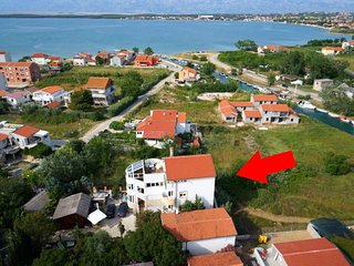 One bedroom apartment Nin (Zadar) (A-5858-a)