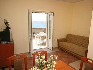 One bedroom apartment Kustići, Pag (A-4081-c)