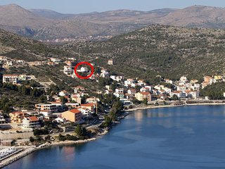 Two bedroom apartment Marina (Trogir) (A-6014-a)