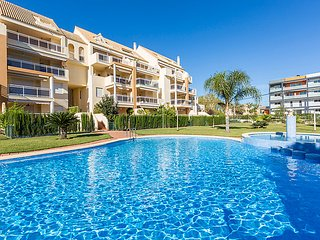 2 bedroom Apartment in Denia, Valencia, Spain : ref 5081452