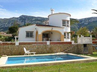 3 bedroom Villa in Denia, Valencia, Spain : ref 5044331