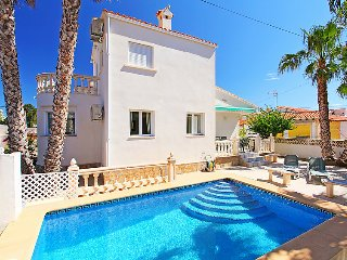 2 bedroom Villa in Mirarrosa, Valencia, Spain : ref 5044395