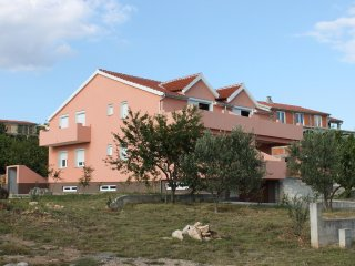 Two bedroom apartment Maslenica (Novigrad) (A-6573-d)