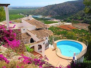 2 bedroom Villa in Monte Pego, Valencia, Spain : ref 5044561