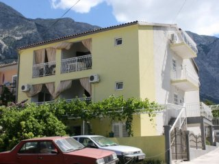 Studio flat Baska Voda (Makarska) (AS-6827-b)