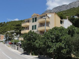 One bedroom apartment Baška Voda (Makarska) (A-6718-c)