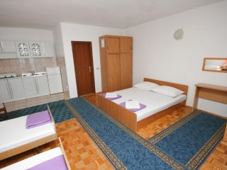 Studio flat Podaca, Makarska (AS-6736-a)