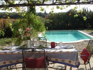Gite avec piscine privative en Provence