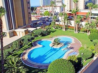 1 bedroom Apartment in Benidorm, Valencia, Spain : ref 5082728