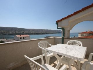Pag Apartment Sleeps 5 with Air Con - 5465687