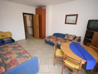 One bedroom apartment Mandre (Pag) (A-6537-b)