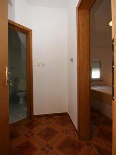 Hallway 2, Surface: 1 m²