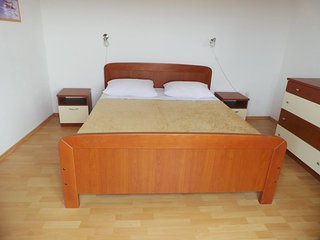 One bedroom apartment Ljubac, Zadar (A-6141-b)