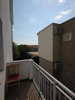 Balcony 4, Surface: 2 m²