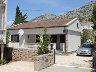 Two bedroom apartment Starigrad, Paklenica (A-6566-a)