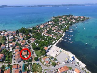 One bedroom apartment Sukošan (Zadar) (A-6229-a)