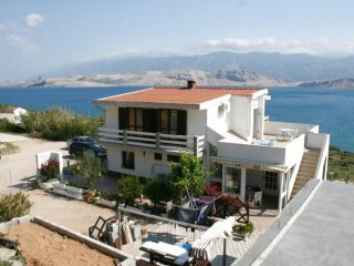 Two bedroom apartment Bosana, Pag (A-6460-a)