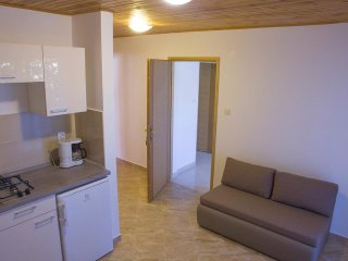 One bedroom apartment Metajna, Pag (A-6389-c)