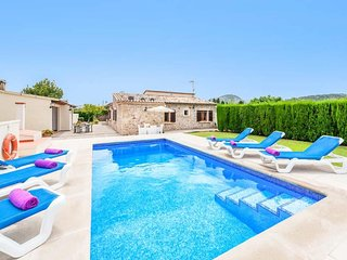 3 bedroom Villa in Pollença, Balearic Islands, Spain : ref 5426250