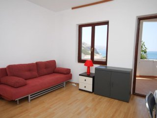 One bedroom apartment Metajna, Pag (A-6337-c)