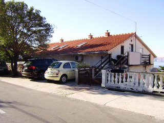 One bedroom apartment Novi Vinodolski (A-7449-b)
